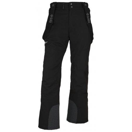 Pánské zimní kalhoty KILPI MIMAS-M HM0013KI ČERNÁ