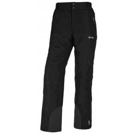 Pánské zimní kalhoty KILPI GABONE-M HM9003KI ČERNÁ