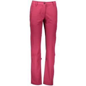 Dámské softshellové kalhoty ALPINE PRO HYPSEUS 2 LPAL211 TMAVĚ FIALOVÁ
