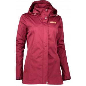 Dámský softshellový kabát ALPINE PRO CAMISA LCTL031 VÍNOVÁ 3a2c6a7c5ac