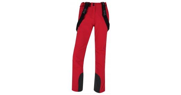 Dámské zimní kalhoty KILPI RHEA-W HL0012KI ČERVENÁ velikost  38    ENVY-ESHOP.cz 949a983688