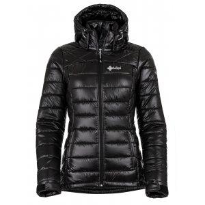 Dámská zimní bunda KILPI GIRONA-W HL0043KI ČERNÁ