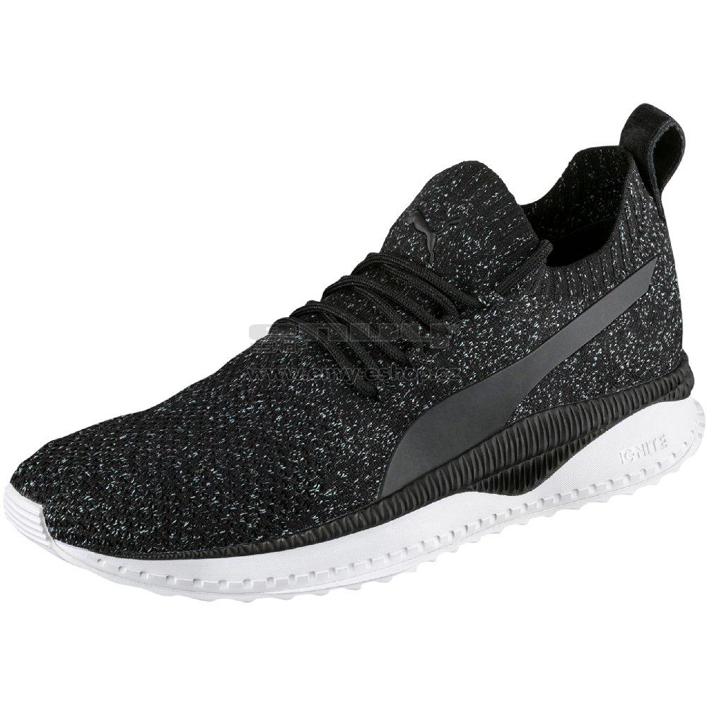 2d1bd048382 Pánská běžecká obuv PUMA TSUGI APEX EVOKNIT 36643201 PUMA  BLACK AQUIFER PUMA WHITE
