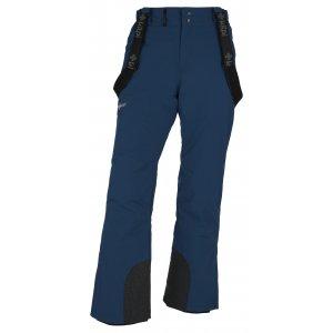 Pánské zimní kalhoty KILPI MIMAS-M HM0013KI TMAVĚ MODRÁ