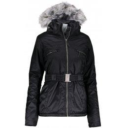 Dámská zimní bunda ALPINE PRO DOSOJINA LJCK202 ČERNÁ