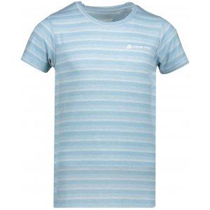 Dětské tričko s krátkým rukávem ALPINE PRO PENSIERO 3 KTSL096 SVĚTLE MODRÁ