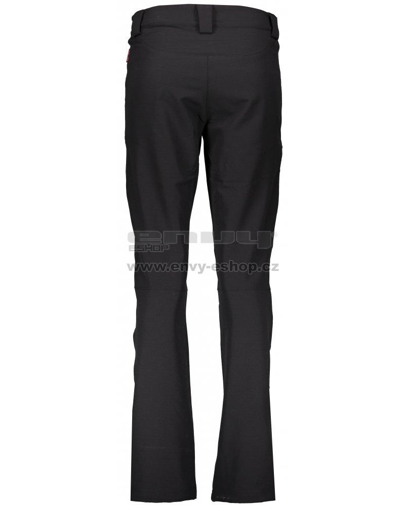 279ea7ad337 Dámské softshellové kalhoty ALPINE PRO ALBA LPAL047 ČERNÁ velikost ...