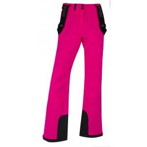 Dámské zimní kalhoty KILPI EUROPA-W HL0010KI RŮŽOVÁ