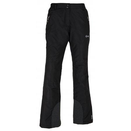 Dámské zimní kalhoty KILPI GABONE-W HL9002KI ČERNÁ