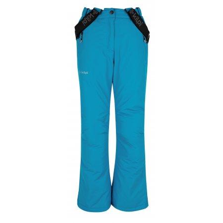 Dívčí zimní kalhoty KILPI ELARE-JG HJ0023KI SVĚTLE MODRÁ