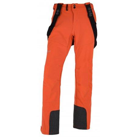 Pánské zimní kalhoty KILPI RHEA-M HM0014KI ORANŽOVÁ