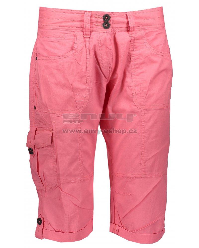 5e685fd305b6 Dámské 3 4 kalhoty ALPINE PRO MOOCA LPAL278 RŮŽOVÁ velikost  42 ...