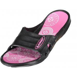 Dámské pantofle LOAP BELEA SSL18144 ČERNORŮŽOVÁ