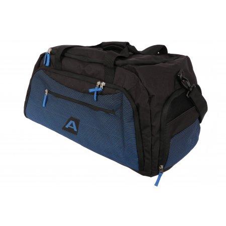Pánská sportovní taška ALPINE PRO SEBO MBGL004 ČERNÁ