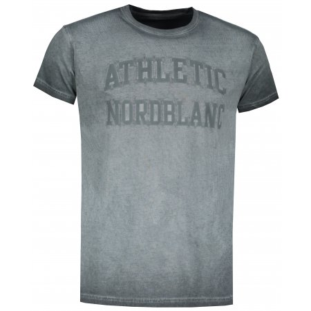 Pánské tričko NORDBLANC RIVALRY NBSMT6808 GRAFIT