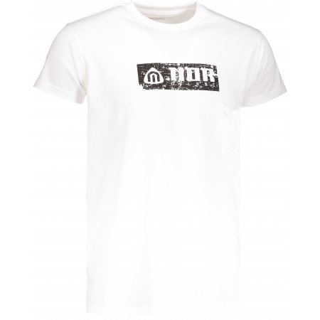 Pánské tričko NORDBLANC BEELINE NBSMT6809 BÍLÁ