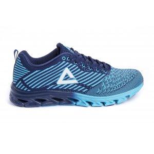 Pánská běžecká obuv PEAK RUNNING SHOES E71337 MĚSÍČNÍ MODRÁ MODRÁ AQUARIUS 42d21ab799