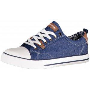 90f886cd445 Dámská městská obuv ALPINE PRO VIN LBTL164 TMAVĚ MODRÁ