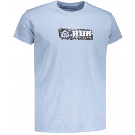 Pánské tričko NORDBLANC BEELINE NBSMT6809 MODRÝ SEN