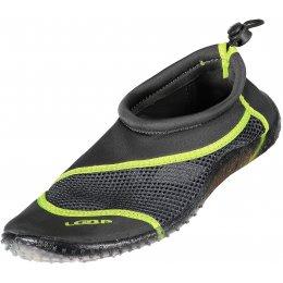 Dámské boty do vody LOAP RILLK SSU1854 ČERNOZELENÁ