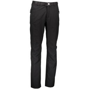 Pánské softshellové kalhoty ALPINE PRO CARB 2 MPAL149 ČERNÁ