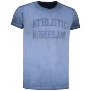 Pánské tričko NORDBLANC RIVALRY NBSMT6808 MODRÁ HVĚZDA