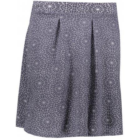 Dámská sukně ALPINE PRO NEEDLA LSKL138 TMAVĚ MODRÁ