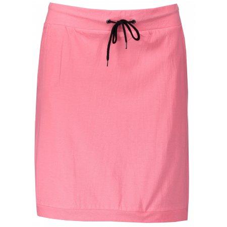 Dámská sukně ALPINE PRO KARACA LSKL136 RŮŽOVÁ