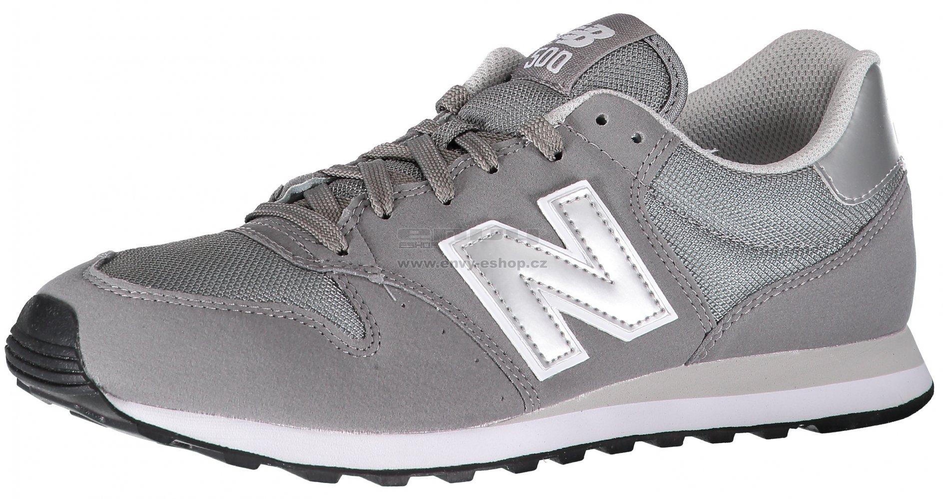 Pánská volnočasová obuv NEW BALANCE GM500GRY GREY velikost  EU 44 e5dbe950e82