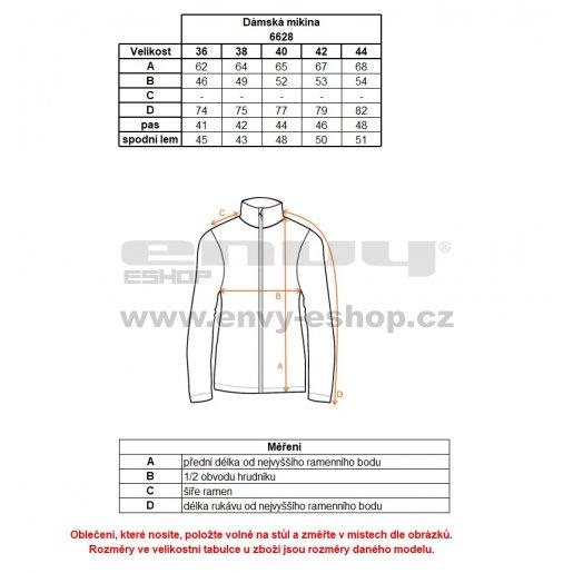 Dámská mikina NORDBLANC SAVORY NBSFL6628 RŮŽOVÁ