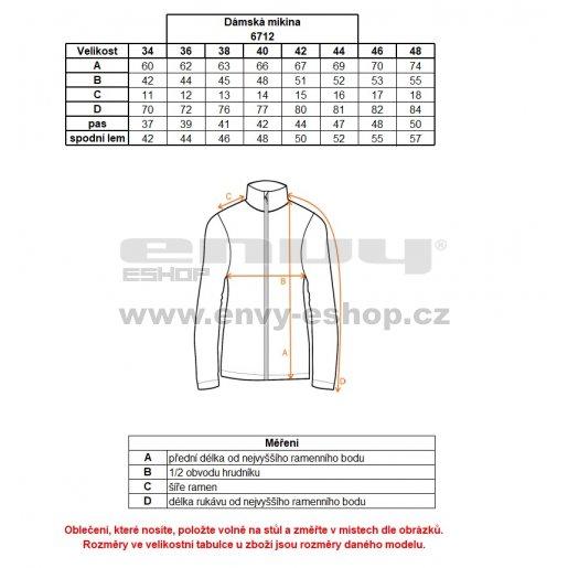 Dámská mikina NORDBLANC BLAND NBSLS6712 RŮŽOVÁ