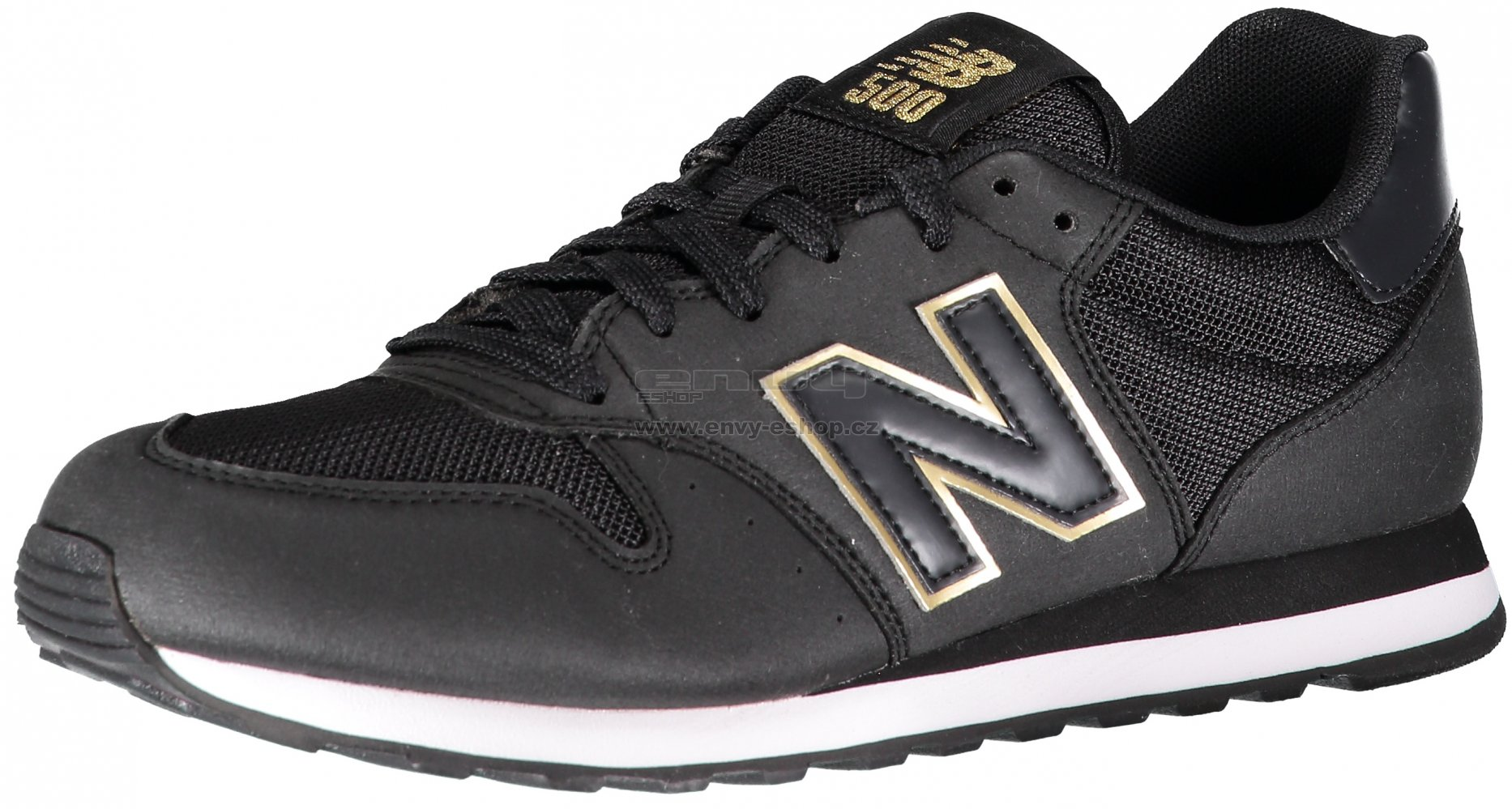 Dámská volnočasová obuv NEW BALANCE GW500KGK BLACK GOLD velikost  EU ... c3a6e2d671