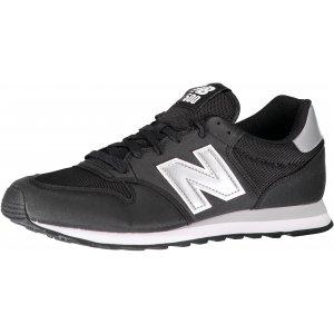 Pánská obuv NEW BALANCE GM500KSW BLACK/SILVER