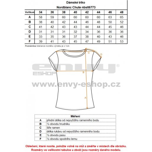 Dámské tričko NORDBLANC CHUTE NBSLT6773 RŮŽOVÝ ZÁMEK