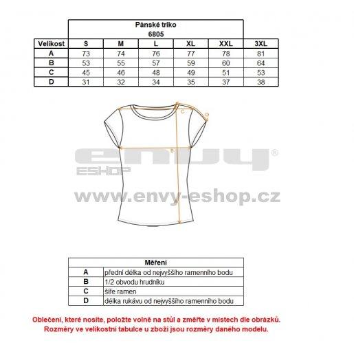 Pánské triko NORDBLANC INITIALS NBSMT6805 ŠEDÝ KOUŘ