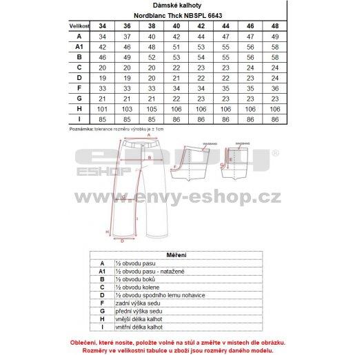 Dámské kalhoty NORDBLANC THCK NBSPL6643 RŮŽOVÝ JÍL
