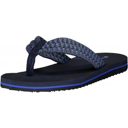 Pánské pantofle ALPINE PRO SOREN MBTL137 TMAVĚ MODRÁ