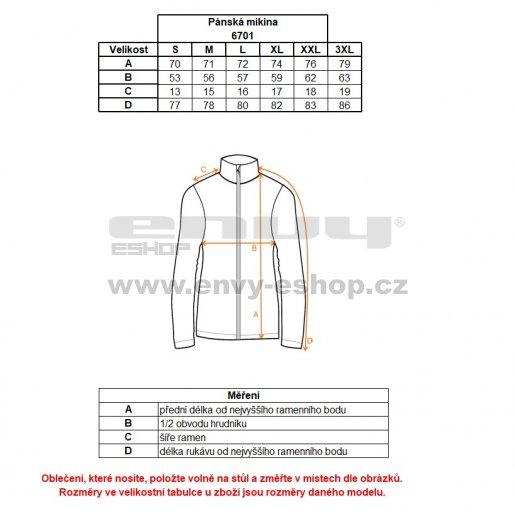 Pánská mikina NORDBLANC PURSUE NBSMS6701 ČERNÁ