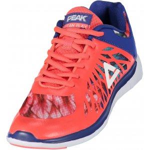 Dámská běžecká obuv PEAK RUNNING SHOES E61288H ZÁŘIVĚ ČERVENÁ FIALOVÁ fd042ab0c4
