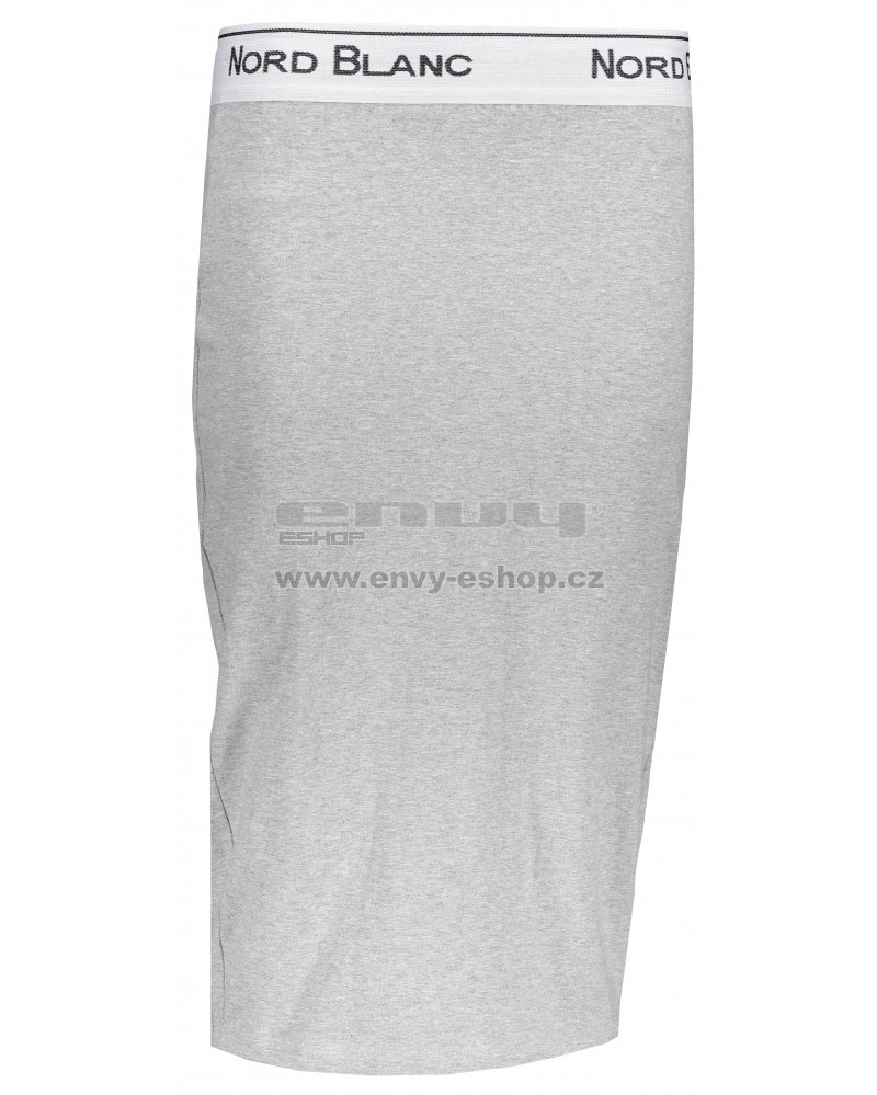 Dámská sukně NORDBLANC COVERED NBSSL6660 SVĚTLE ŠEDÝ MELÍR velikost ... ea6c7143ef