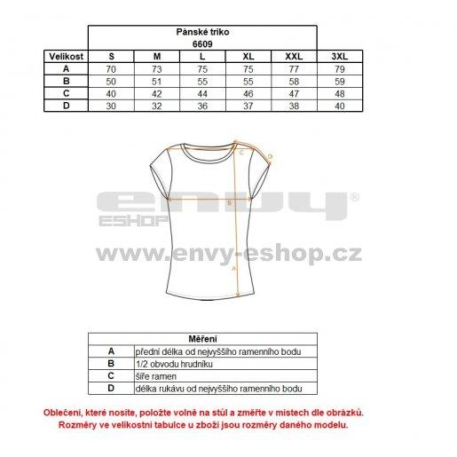 Pánské sportovní tričko NORDBLANC GUISE NBSMF6609 BÍLÁ