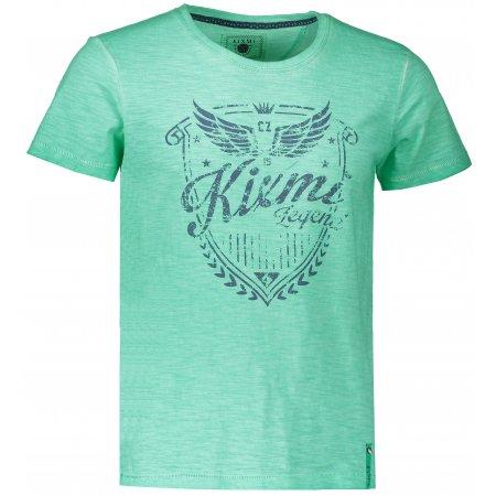 Pánské triko KIXMI ELLIOT AAMTS18153 MINT