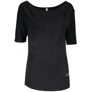 Dámské tričko NORDBLANC CHUTE NBSLT6773 ČERNÁ
