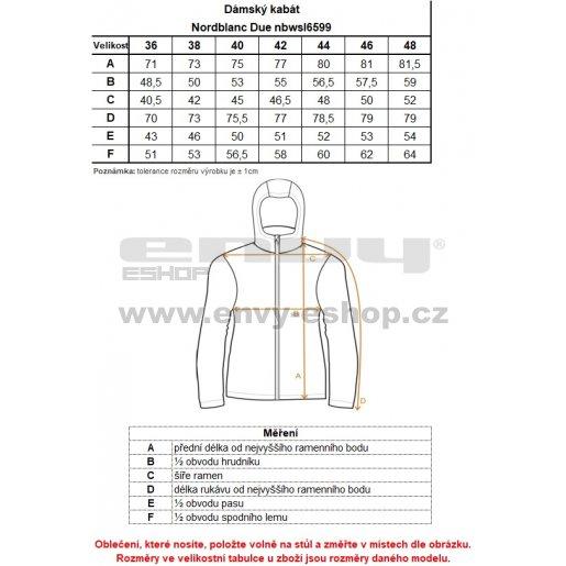Dámský softshellový kabát NORDBLANC DUE NBWSL6599 ZAPRÁŠENÁ VÍNOVÁ
