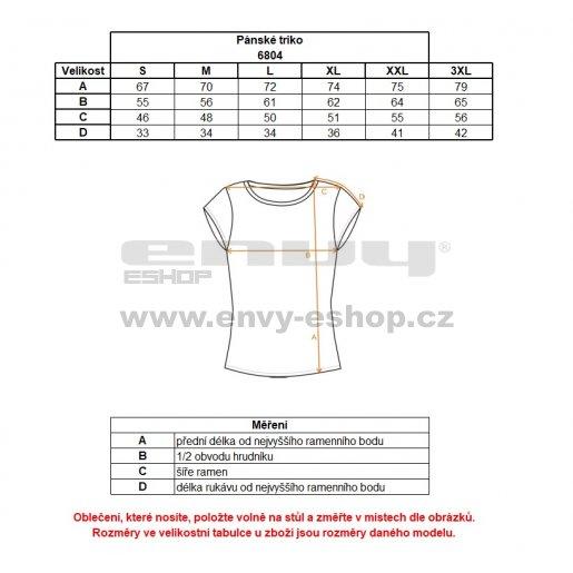 Pánské tričko NORDBLANC OVERT NBSMT6804 ZAPRÁŠENÁ VÍNOVÁ