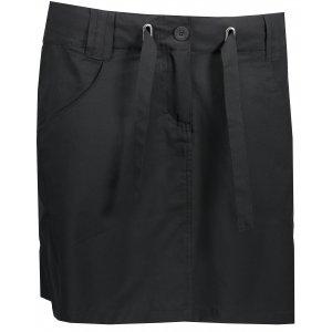 Dámská sukně NORDBLANC WANTON NBSSL6758 ČERNÁ
