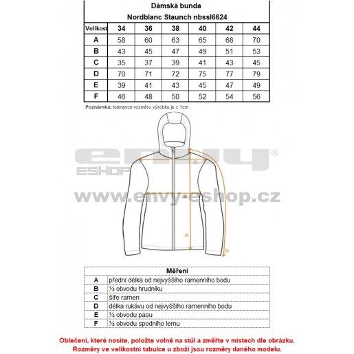 Dámská softshellová bunda NORDBLANC STAUNCH NBSSL6624 SVĚTLE ŠEDÝ MELÍR