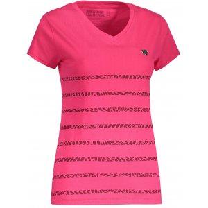 Dámské tričko NORDBLANC SORT NBSLT6731 RŮŽOVÁ