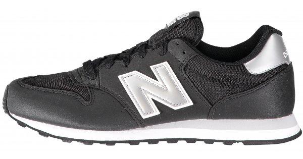 Pánská obuv NEW BALANCE GM500KSW BLACK SILVER velikost  EU 45 e6677404370