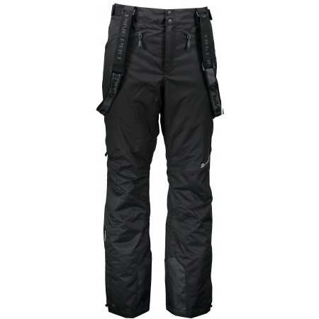 Pánské lyžařské kalhoty ALPINE PRO SANGO 6 MPAM312 ČERNÁ